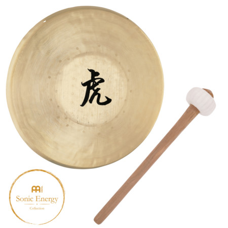 "12,5"" TIGER GONG         SONIC ENERGY"