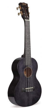 Mahalo Tenor Ukulele Transparent Black
