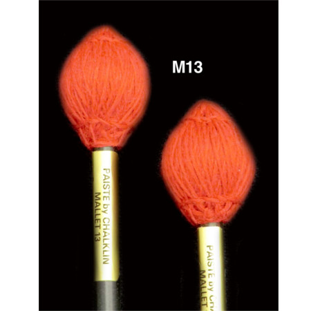 Paiste SOUND MALLETS M13 RED